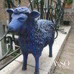 Un mouton bleu chez AXSO